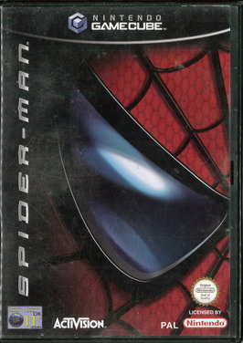 SPIDER-MAN (GAMECUBE) BEG