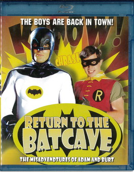 BATMAN - RETURN TO BATCAVE (BEG BLU.RAY)