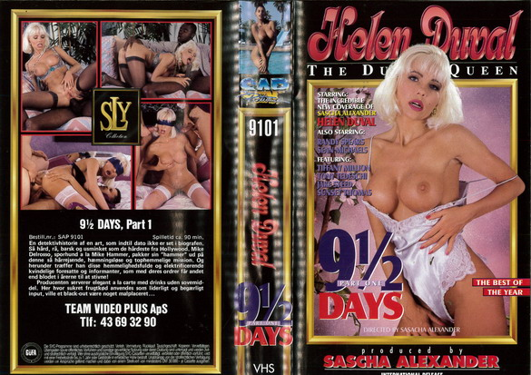 9/1 DAYS PART ONE (VHS) NY - DK