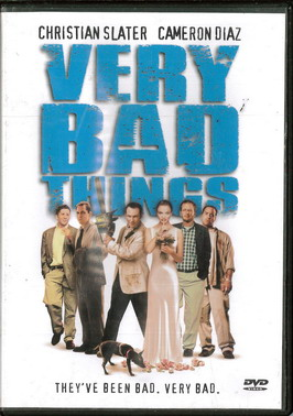 VERY BAD THINGS (BEG DVD) USA IMPORT