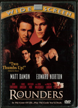 ROUNDERS (BEG DVD) USA IMPORT