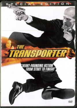 TRANSPORTER (BEG DVD) USA IMPORT