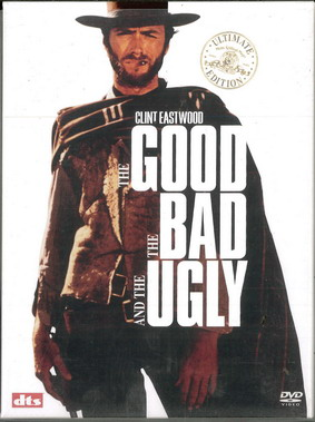 GOOD THE BAD AND THE UGLY (BEG DVD) JAPAN