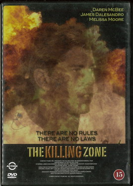 10294 KILLING ZONE (BEG DVD)