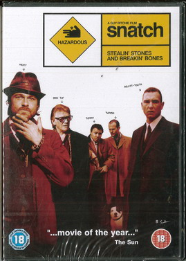 SNATCH (DVD) UK