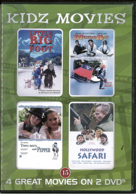 4800 KIDS MOVIES (DVD) BEG