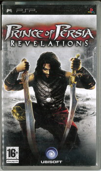 PRINCE OF PERSIA: REVELATIONS (PSP) BEG