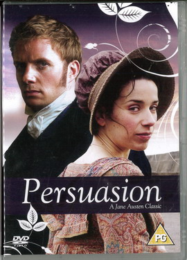 PERSUASION (BEG DVD) UK IMPORT