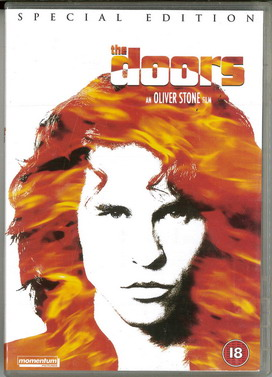 DOORS -1991 (BEG DVD) UK IMPORT