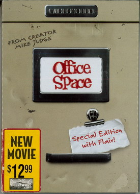 OFFICE SPACE (BEG DVD) USA