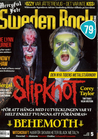 SWEDEN ROCK MAGAZINE 2020: 5
