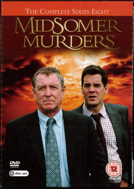 MIDSOMER MURDERS: COMPLETE SERIES EIGHT (BEG DVD) UK IMPORT