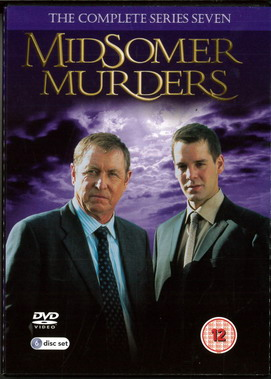 MIDSOMER MURDERS: COMPLETE SERIES SEVEN (BEG DVD) UK IMPORT