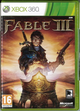 FABLE 3 (X360) BEG