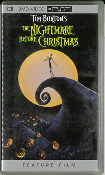 NIGHTMARE BEFORE CHRISTMAS (BEG UMD)