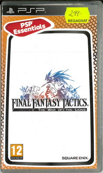 FINAL FANTASY TACTICS (BEG PSP)