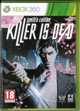 KILLER IS DEAD (XBOX 360) BEG