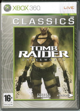 TOMB RAIDER: UNDERWORLD (XBOX 360) BEG