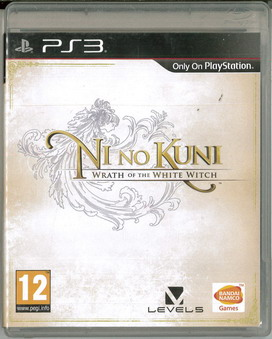 NI NO KUNI: WRATH OF THE WHITE WITCH (BEG PS 3)