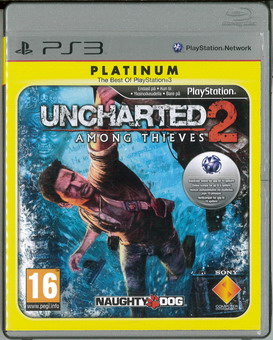 UNCHARTED 2: AMONG THIEVES (BEG PS 3)