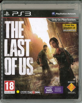 LAST OF US (BEG PS 3)