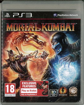 MORTAL KOMBAT (BEG PS 3)