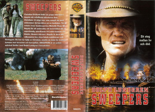 SWEEPERS (VHS)