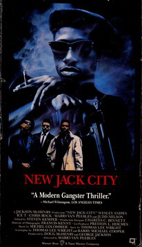 NEW JACK CITY (VHS) (USA-IMPORT)