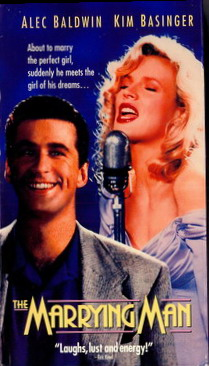 MARRYING MAN (VHS) (USA-IMPORT)