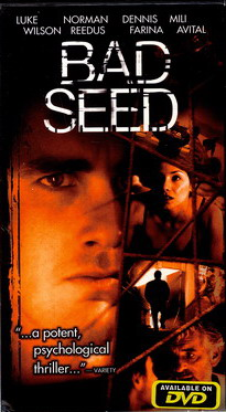 BAD SEED (VHS) (USA-IMPORT)