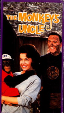 MONKEY'S UNCLE (VHS) (USA-IMPORT)