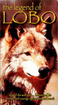 LEGEND OF LOBO (VHS) (USA-IMPORT)