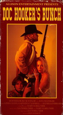 DOC HOOKER'S BUNCH (VHS-USA IMPORT)
