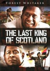 Last King of Scotland (dvd)
