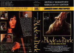 A BLADE IN THE DARK - ec (vhs)