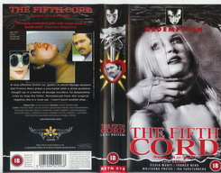 RETN 074 FIFTH CORD (vhs) UK