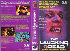 LAUGHING DEAD (VHS) IRLAND