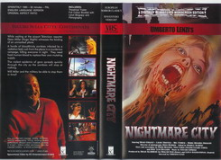 NIGHTMARE CITY (EC) (VHS)