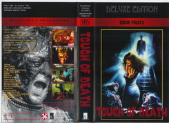 TOUCH OF DEATH (EC) (VHS)