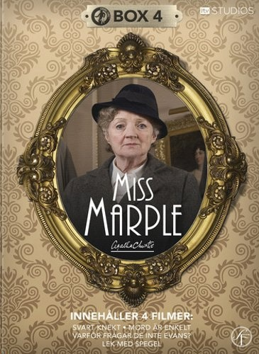 Miss Marple - Box 4 (2 disc) (DVD)