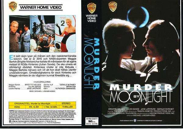 MURDER BY MOONLIGHT (vhs)