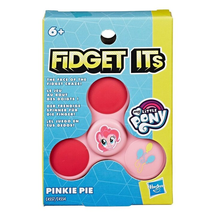 My Little Pony Fidget Its Pinkie Pie - Fidget Spinner
