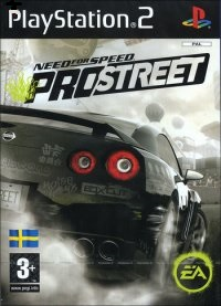 Need For Speed -  ProStreet (beg ps 2)