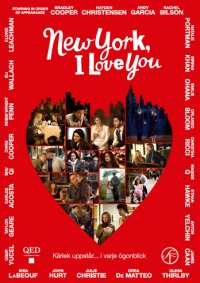 New York, I Love You (beg dvd)