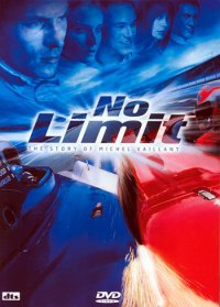 No Limit - The story of Michel Vaillant (dvd)