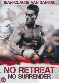 No retreat No surrender (beg HYR dvd)