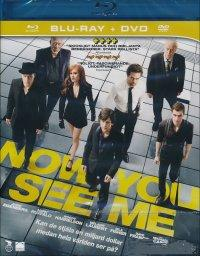 Now You See Me (beg hyr Blu-ray)