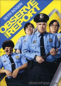 Observe and report (beg dvd)