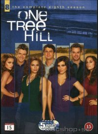 One tree hill - Säsong 8 (dvd)