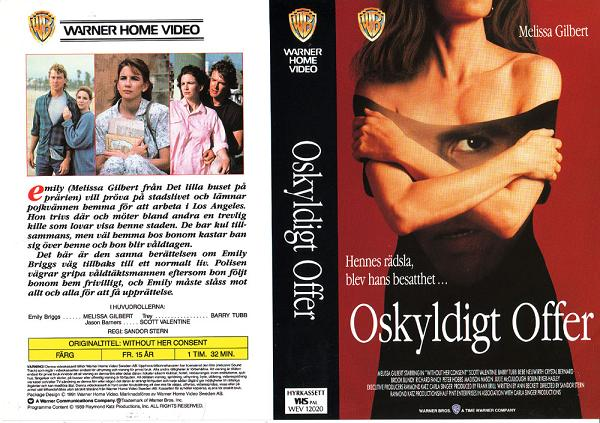 OSKYLDIGT OFFER (VHS)